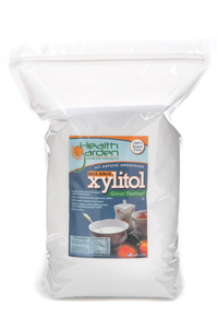 Xylitol Sweetener (sugar alternative) 10 lb