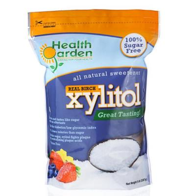 Xylitol Sweetener (sugar alternative) 5 lb