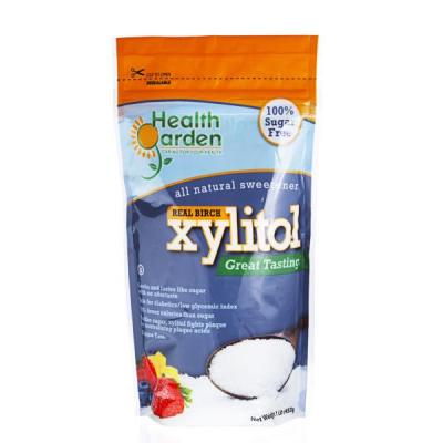 Xylitol as a sweetener